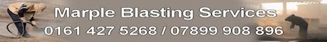 Marple Blasting Services | Blast Cleaning Stockport