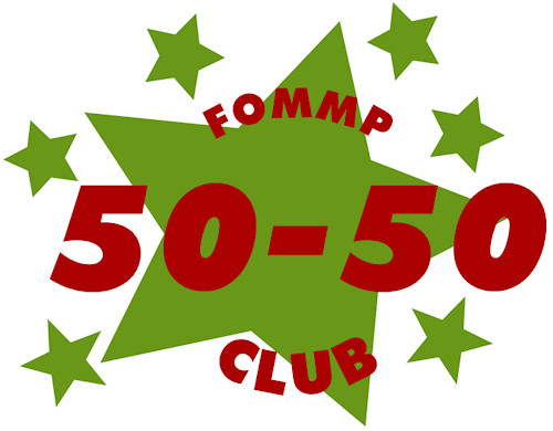 Friends of Marple Memorial Park 50-50 Club