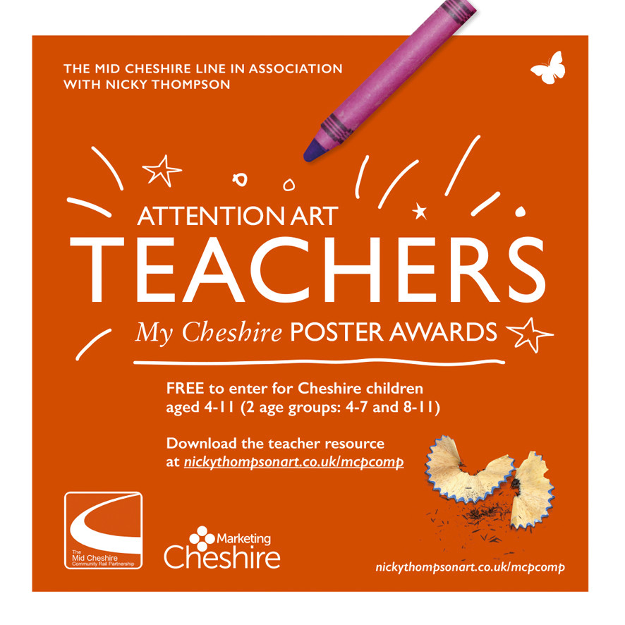 My Cheshire Poster Awards