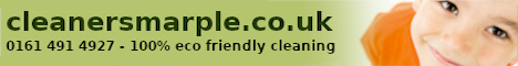 Eco-friendly domestic house cleaners in Marple