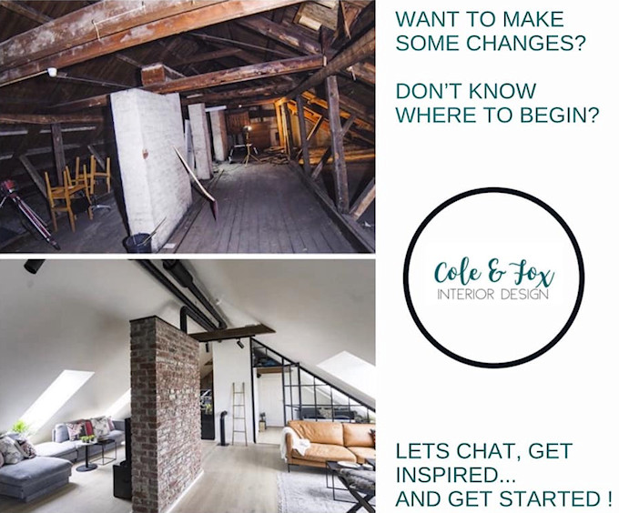 Cole and Fox Interior Design Marple | Romiley | Stockport