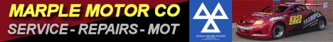 Marple Motor Company Ltd - brand new MOT Testing Station in Marple