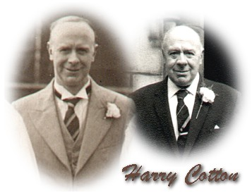 Harry Cotton