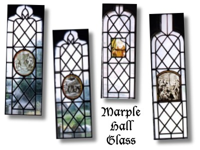 Marple Hall Glass