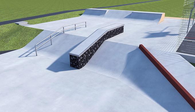 Marple Skatepark Phase II