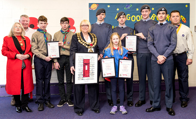 Marple Poppy Appeal Awards