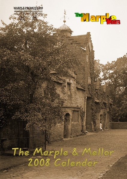 2008 Calendar Cover - Marple Hall Stables