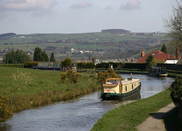 May - Peak Forest Canal - M. Whittaker