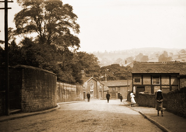 July - Brabyns Brow, Marple Bridge