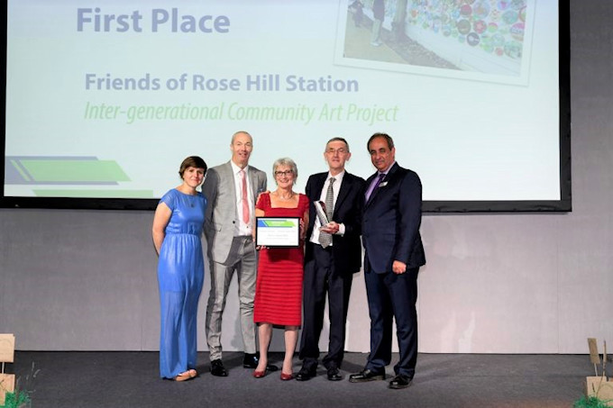 Rose Hill Station award