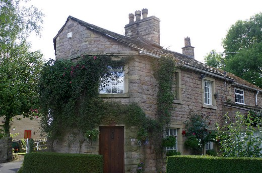Tollgate cottage restored