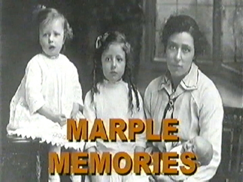 Memories of Marple with Trixie Gough